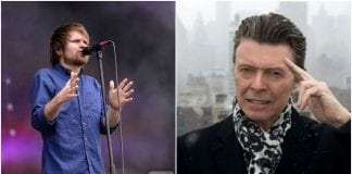 David Bowie, Enter Shikari