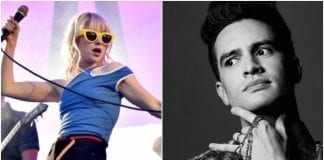 Hayley Williams, Brendon Urie