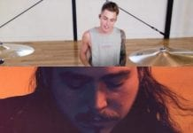"Luke Holland transforms Post Malone's ""Wow"" with drum cover"