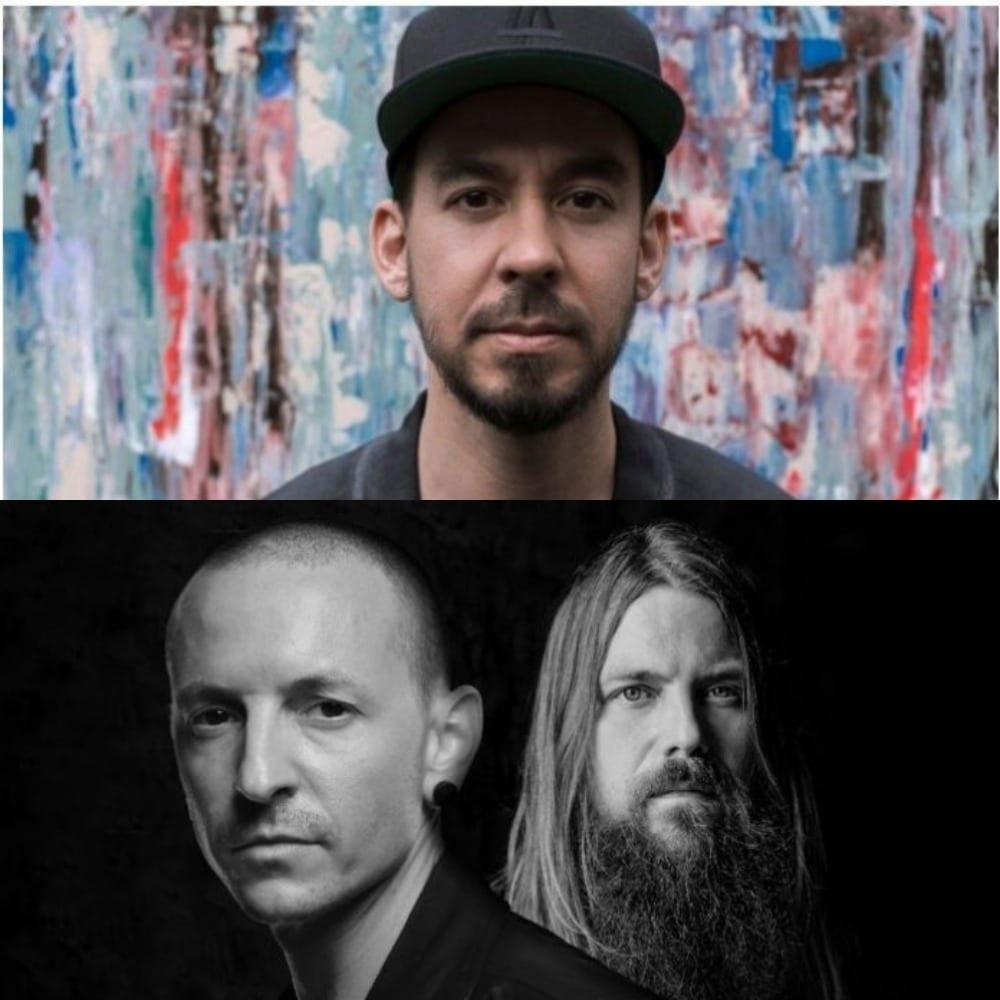 Mike Shinoda responds to Mark Morton's song with Chester Bennington