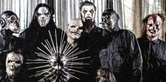Slipknot press photo