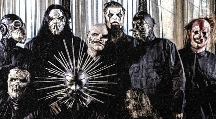 Slipknot press photo