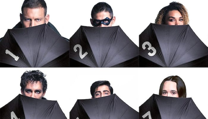'The Umbrella Academy' has shared some major teasers