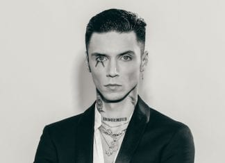 Andy Black 2019 andy biersack