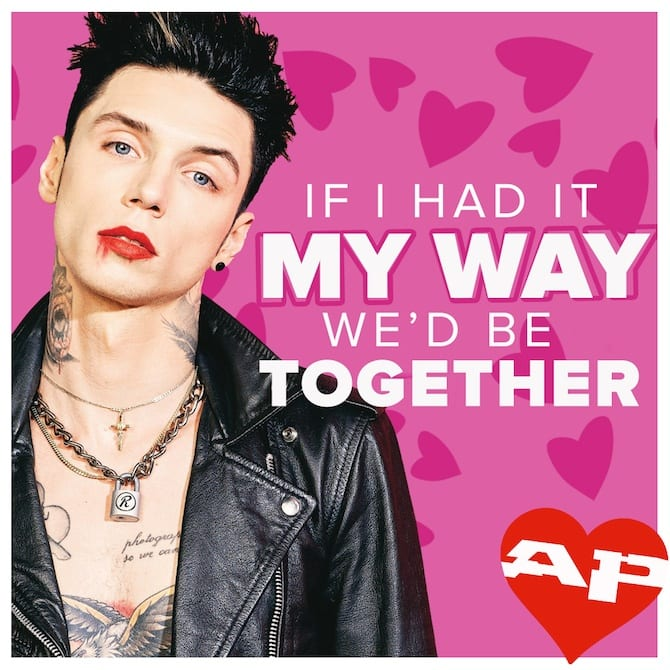 ANDY BLACK AP VALENTINES DAY