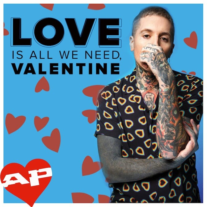BRING ME THE HORIZON AP VALENTINES DAY