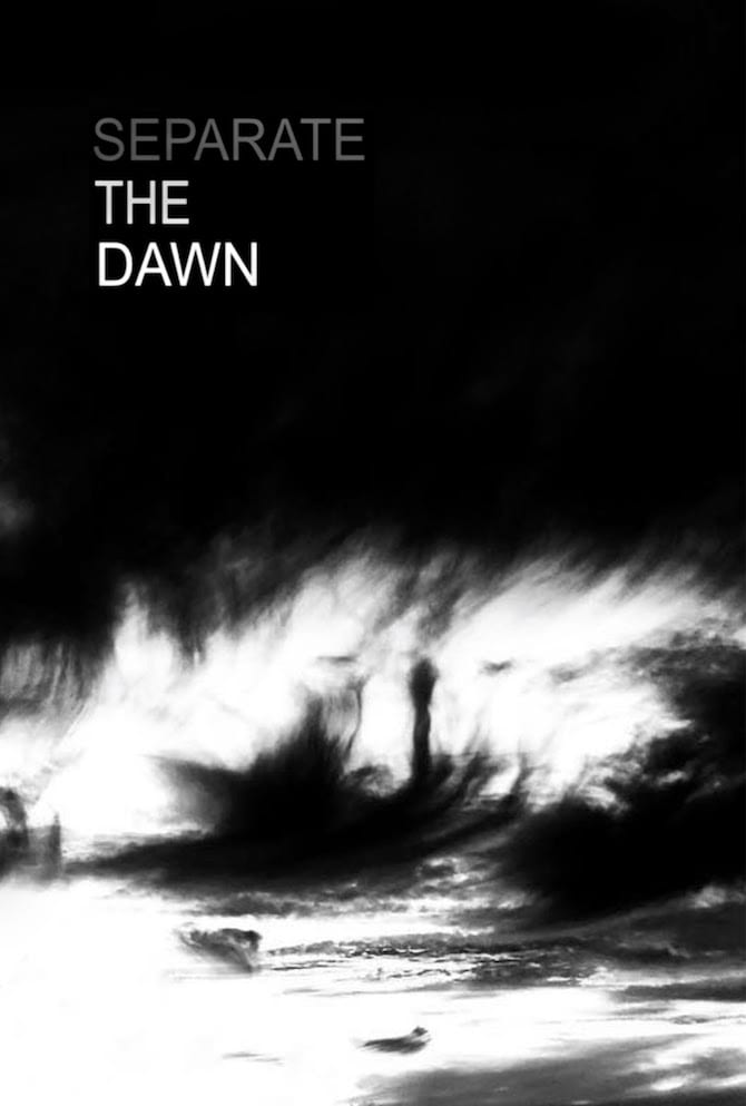Greg Puciato Separate The Dawn book cover