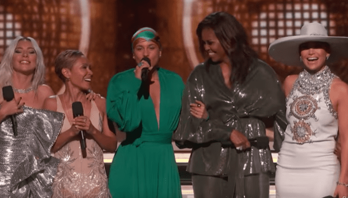 Grammys gave awards to more than 80 percent more women this year