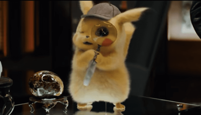 Detective Pikachu Revives Pokémon Trading Card Ticket Tradition