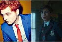 Gerard Way, Five, Umbrella Academy