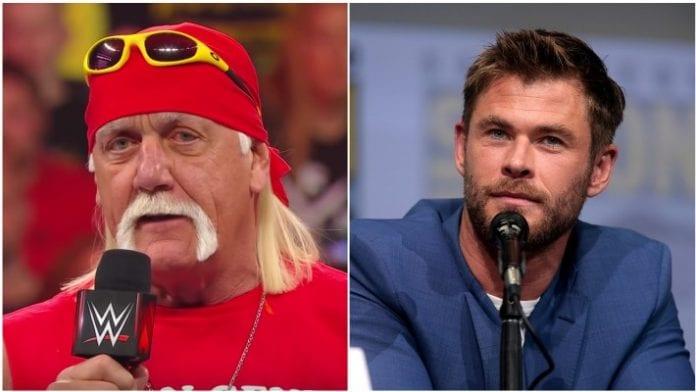 Hulk Hogan, Chris Hemsworth