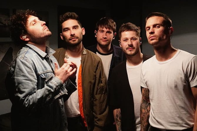 You Me At Six tour diary 2019