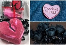 anti valentines day gifts