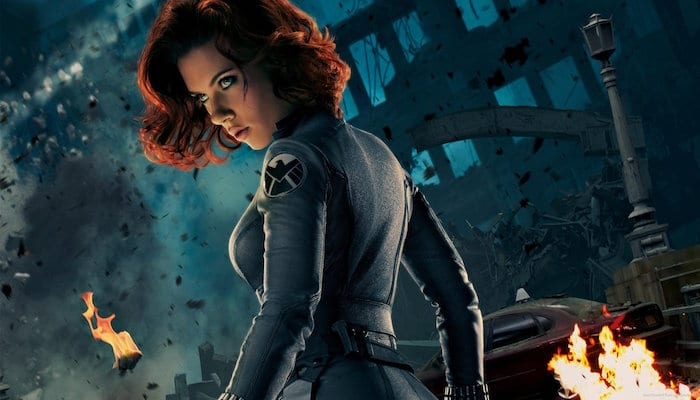 Black Widow leaked set photos spark rumors of hero's return