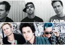 blink 182 green day