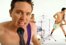 blink-182 whats my age again video