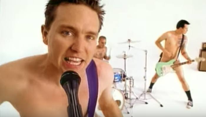 We're all singing this blink-182 lyric wrong, according to Mark Hoppus
