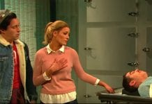 Halsey stars in Riverdale sketch