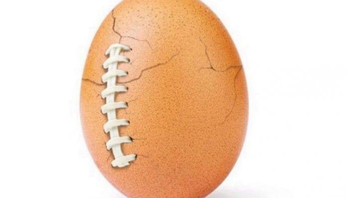 Instagram Viral Egg