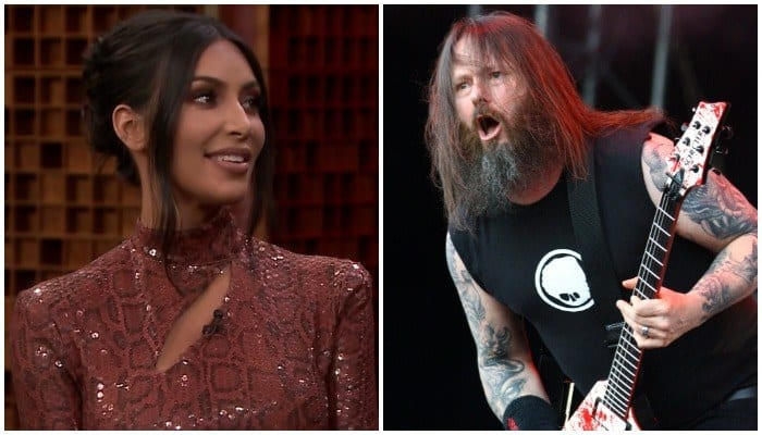 "Slayer's Gary Holt calls Kardashians out again over ""fashion rip offs"""