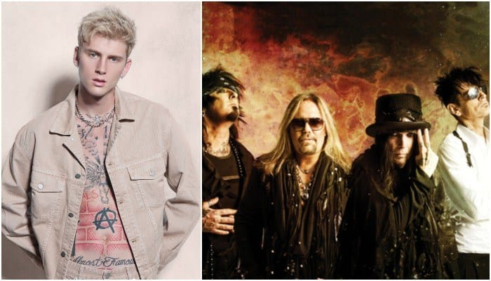 The Mötley Crüe and MGK collab for 'The Dirt' is coming very soon