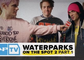 waterparks on the spot