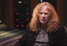 Megadeath Dave Mustaine
