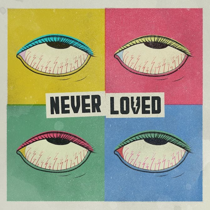 never loved self titled ep 2019