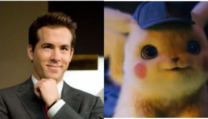 Ryan Reynolds Is Taking Detective Pikachu Role Way Too Seriously