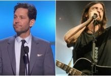 Foo Fighters, Paul Rudd