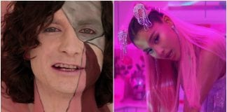 Ariana Grande, Gotye