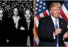Donald Trump, R.E.M.