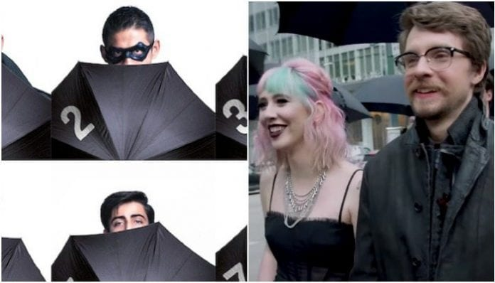 The Umbrella Academy wedding