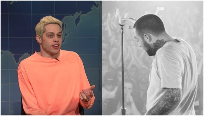 192d2bcd9 More from Ariana Grande. Pete Davidson kicks out audience member for  insensitive Mac Miller joke