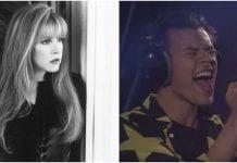 Harry Styles, Stevie Nicks