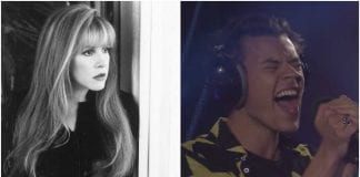 Harry Styles, Stevie Nicks