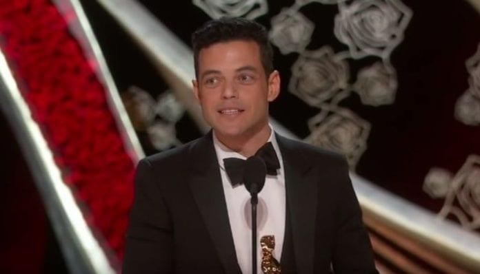 Rami Malek Oscars