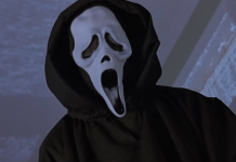 scream movie ghostface