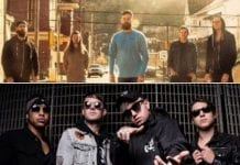 Senses Fail Attila warped tour 2015 beef