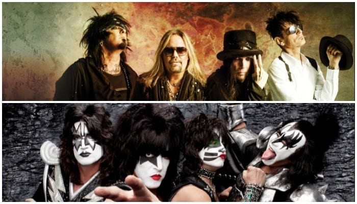 Is Nikki Sixx calling out KISS for using backing tracks?