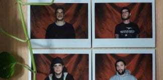Sainthood Reps new song premeire