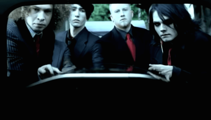 My Chemical Romance hit returns to top music chart