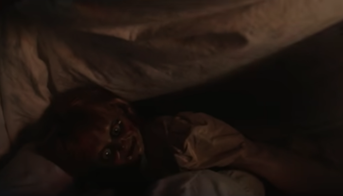 McKenna Grace in Horror Sequel 'Annabelle Comes Home' First Trailer