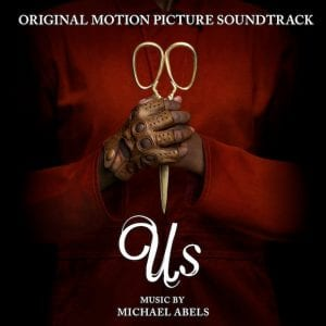 'Us' soundtrack cover