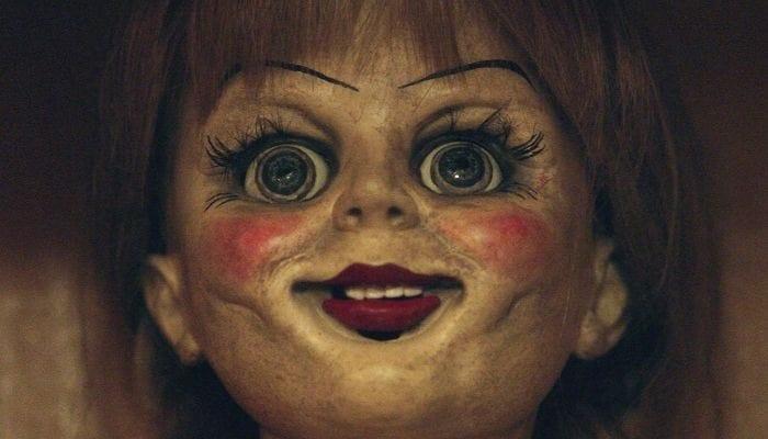 Creepy 'Annabelle 3' teaser reveals film's official title