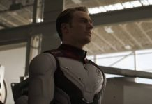 avengers endgame captain america