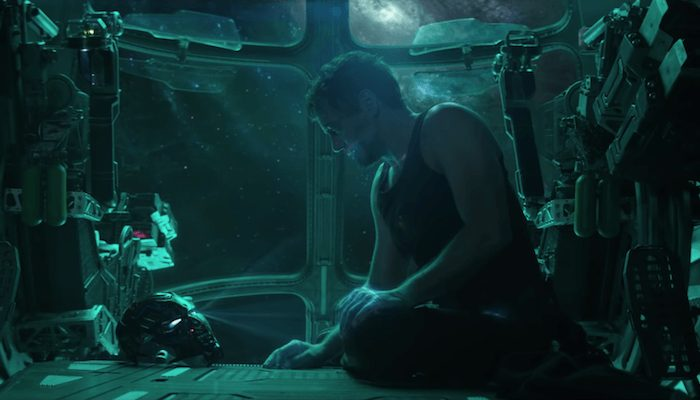 'Avengers: Endgame' teaser reveals first look at Valkyrie