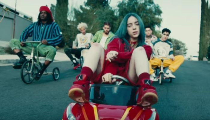 Listen To Billie Eilish Sample 'The Office' On Her New Album
