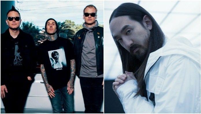 "Steve Aoki, blink-182 explore ""Why Are We So Broken"" in new video"