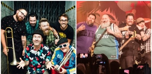 bowling for soup reel big fish tour